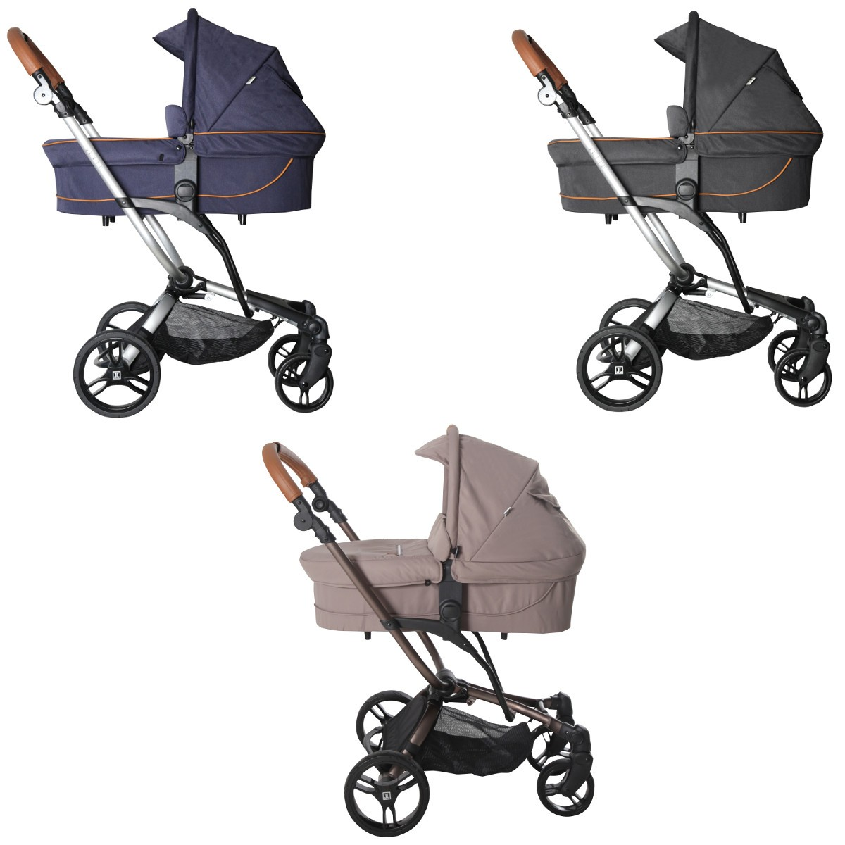 jette jeremy kombi kinderwagen 2in1 mit babywanne sportwagenaufsatz buggy. Black Bedroom Furniture Sets. Home Design Ideas