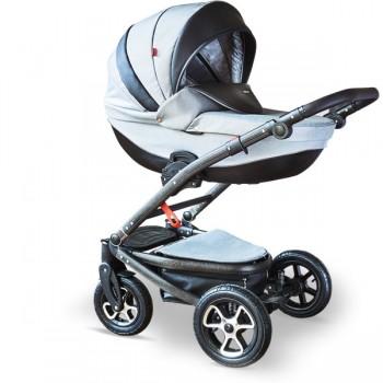 Tutek Timer Eco Diamond limited edition Kombi Kinderwagen, 2in1 mit Babywanne + Sportwagenaufsatz / Buggy oder 3in1 + Babyschale / Autoschale