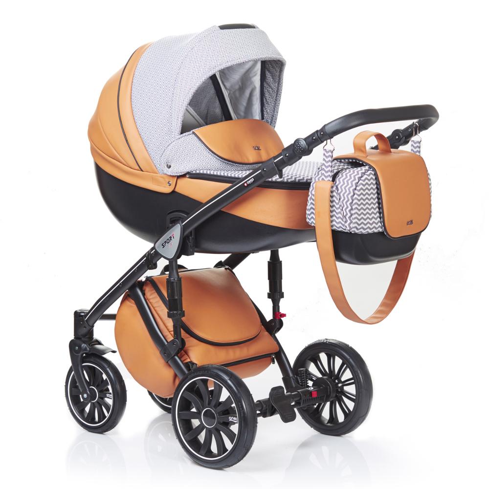 anex sport design kombi kinderwagen 2in1 oder 3in1 baby. Black Bedroom Furniture Sets. Home Design Ideas