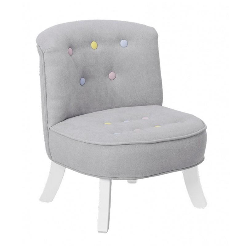 """Somebunny Design Luxus Kindersessel Kuschel-Samt """"Color Candy"""", 100% handgemacht, mitwachsend"""