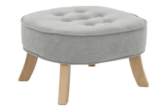 Somebunny Design Luxus Kinderhocker Leinen, 100% handgemacht, mitwachsend, 3 Farben
