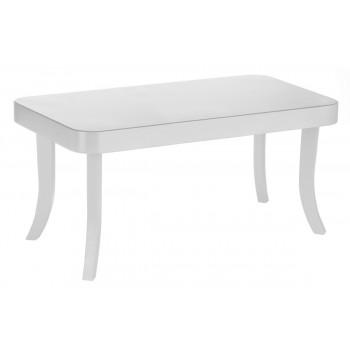 Somebunny hochwertiger Designer Tisch rechteckig lang, 100% handgemacht, mitwachsend
