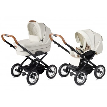 Platzspar Kinderwagen Navington Corvet Royal Collection mit Babywanne